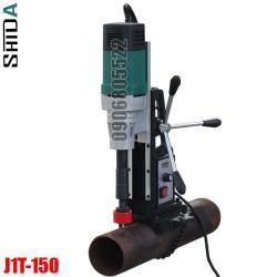 Máy khoan cắt lỗ trên ống J1T-150