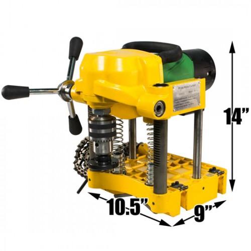 Máy khoan cắt lỗ trên ống JK-150