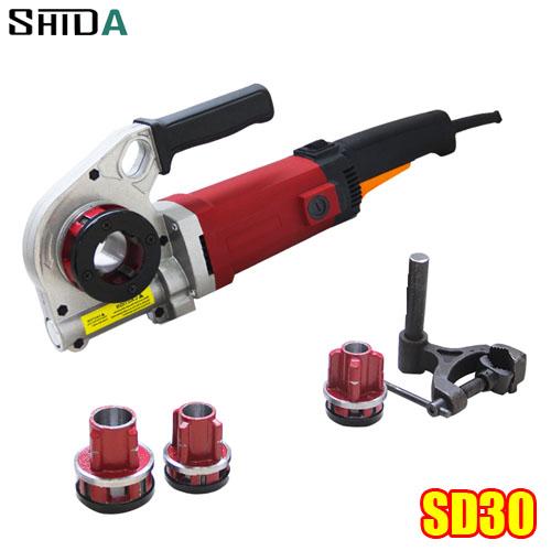 Máy tiện ren ống cầm tay SD30