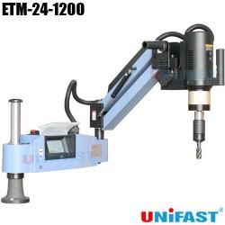 Máy ta rô cần điện ETM-24-1200