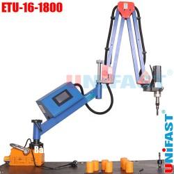 Máy ta rô cần dùng điện động cơ servo ETU-16-1800