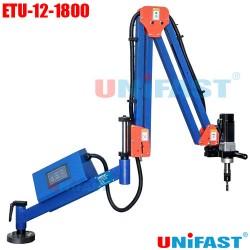 Máy ta rô cần dùng điện động cơ servo ETU-12-1800
