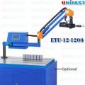 Máy ta rô cần dùng điện động cơ servo ETU-12-1200