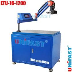 Máy ta rô cần dùng điện động cơ servo ETU-16-1200