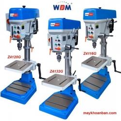 Máy khoan bàn và taro cao cấp manual Z series G