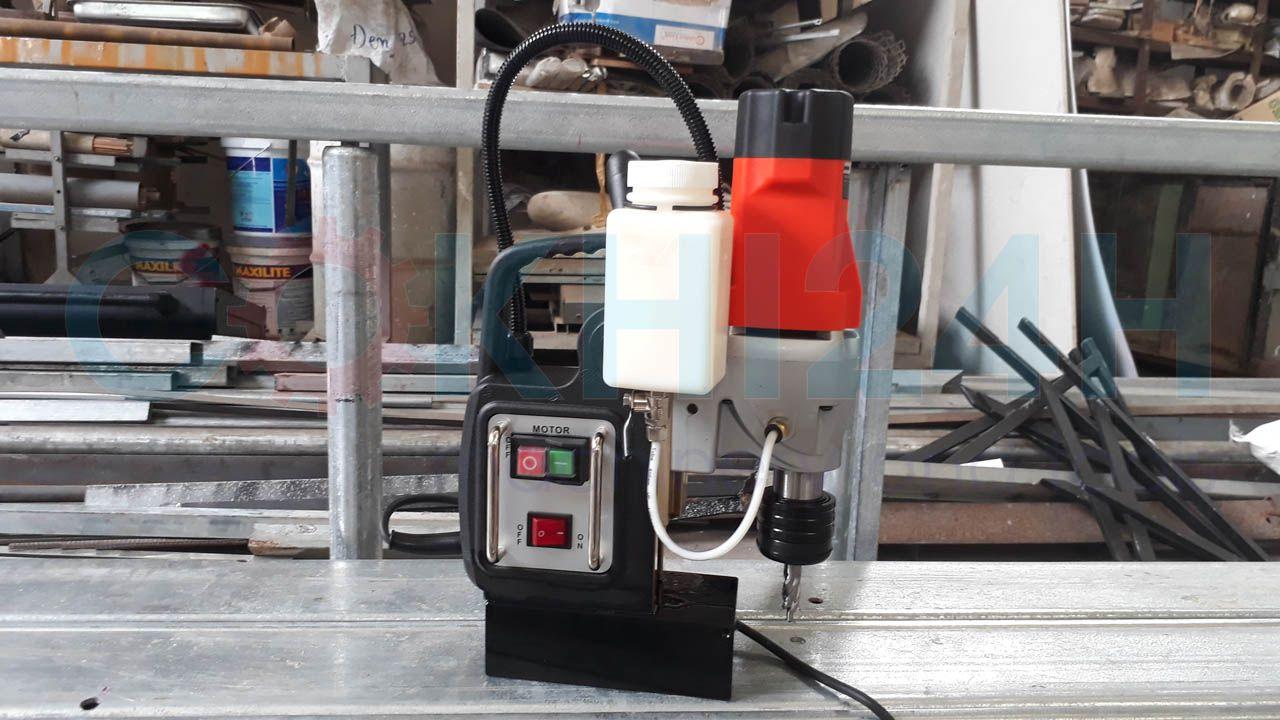 máy khoan từ Đài Loan giá rẻ AGP SMD351L