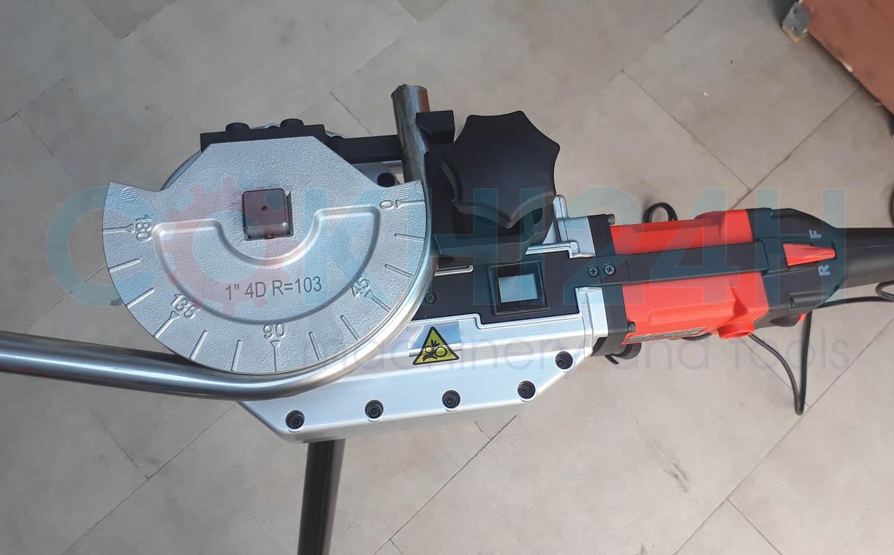 Máy uốn ông mini AGP model DP32