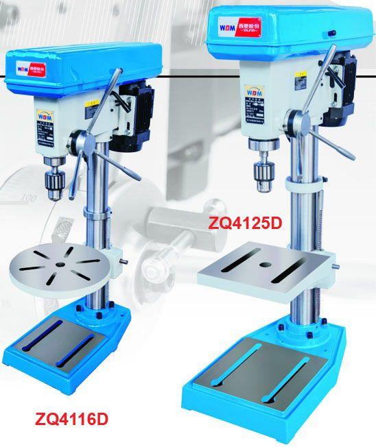 máy khoan bàn WDDM model ZQ4116D và ZQ4125D