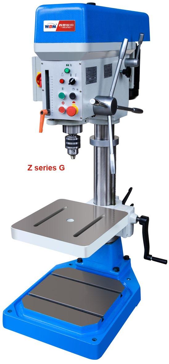 máy khoan bàn vả taro Z4113G, Z4116G, Z4120G, Z4132G