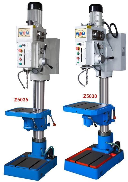 Máy khoan bàn và taro hộp số tự động Z5035 Z5030