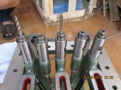 U-Series kep mui bang collet